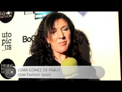 Evening Fashion Network - Moda Sostenible - 27 de Marzo de 2012