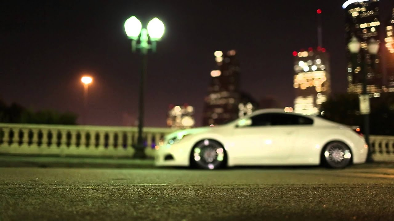 Altima Coupe Stance Hd Youtube