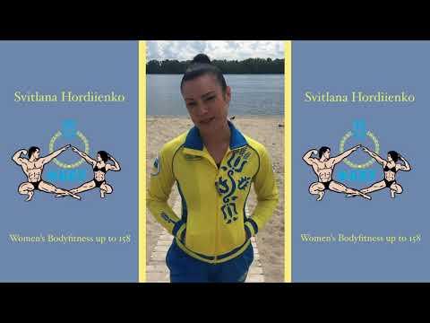 Інтерв'ю з чемпіонкою Європи-2021 Світланою Гордієнко