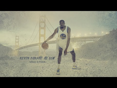 Kevin Durant Golden State Warriors Wallpaper By Ricgrady Youtube