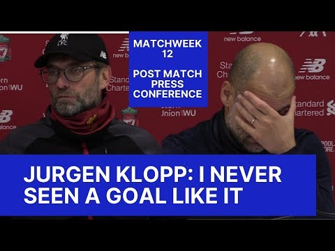 premier-league-|-liverpool-3:1-man-city-|-jurgen-klopp-and-pep-guardiola's-post-match-conference