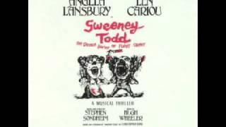 Prelude/Opening Ballad - Sweeney Todd