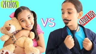 NIÑOS VS ADULTOS - Gibby :) thumbnail
