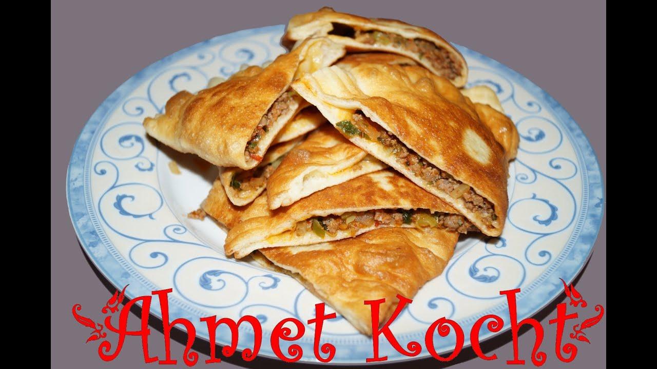 Türkische Küche Rezepte Börek | Pelinchef Ispanakli Peynİrlİ Mİnİ ...