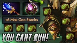 Kennie Bristleback with Aghanim's [YOU CAN'T RUN!] Dota 2
