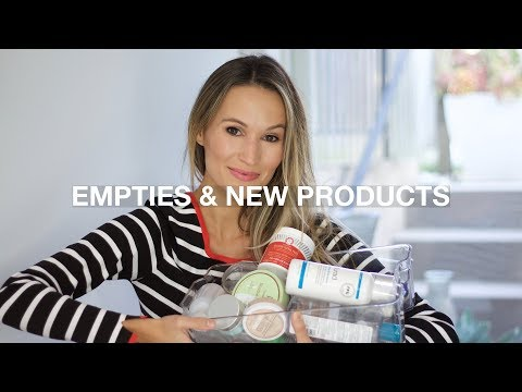 Empties & New Products: Cleansers, Acne Treatments & Foundations | ttsandra