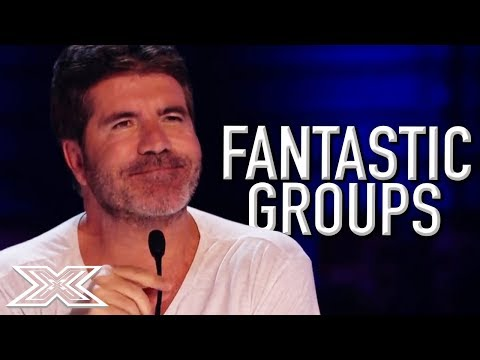 BEST GROUPS on The X Factor! | X Factor Global