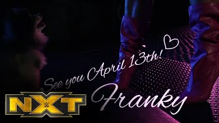 Franky comes to NXT in two weeks: WWE NXT, March 31, 2021