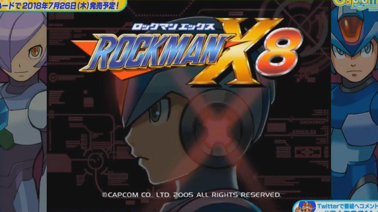 FREE DOWNLOAD » Mega Man X Legacy Collection 2-3DM   Skidrow