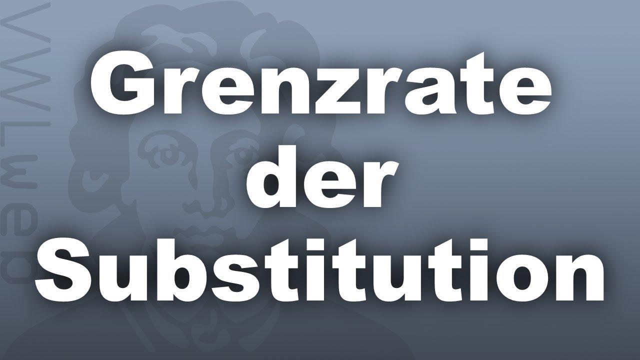 grenzrate der substitution vwlweb goethe uni frankfurt studentisches elearning projekt. Black Bedroom Furniture Sets. Home Design Ideas
