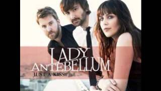 Lady Antebellum - Just a Kiss (Music Video)