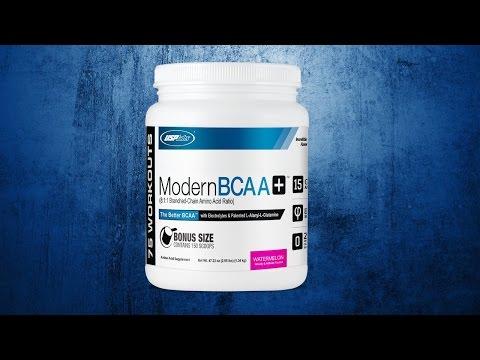 USPLabs Modern BCAA Supplement Review