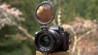 NEW FAVORITE Accessories for Sony a7III a7RIII for 2019