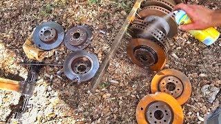Пули против тормозных дисков | Разрушительное ранчо | Перевод Zёбры