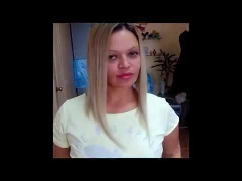 Видео как срывали челку фото 166-671