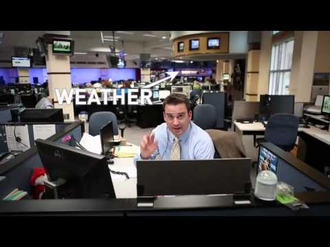 Behind the Scenes: 9NEWS Weather