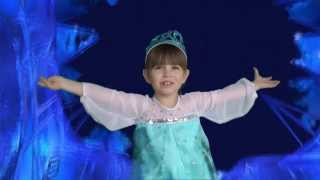Repeat youtube video Let it Go - Disney's Frozen- Performed by 4 year old Sammi