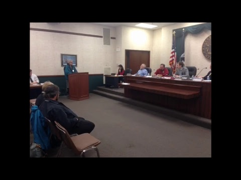 Allegany County Board of County Commissioners - February 8, 2018