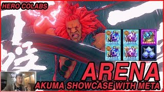 Seven Knights - HERO COLABS (AKUMA) SHOW UP ON ARENA WITH NEW META!