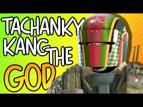 TACHANKA THE GOD | Rainbow Six Siege (Highlights)
