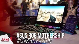 ASUS ROG Mothership Hands-on at Computex 2019