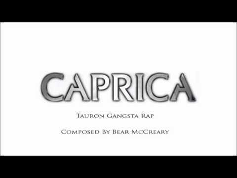 Caprica Tauron Gangsta Rap