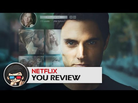 Netflix YOU Review Indonesia - Drama Percintaan, Psychological Thriller
