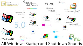 All Windows Startup and Shutdown Sounds