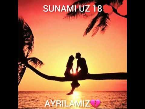 SUNAMI UZ 18 AYRILAMIZ💔