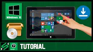 Instalar Windows 10 en una Tablet o PC - Tutorial en Español