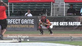 Video Good luck trying to steal a bag against these catchers at the 2014 #PGNational Showcase download MP3, 3GP, MP4, WEBM, AVI, FLV Mei 2018