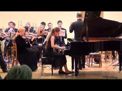Феликс Мендельсон - Концерт №2 (ре минор), op.40