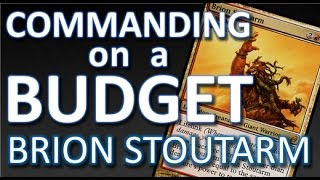 Gambar cover Commanding on a Budget 14 -- Brion Stoutarm