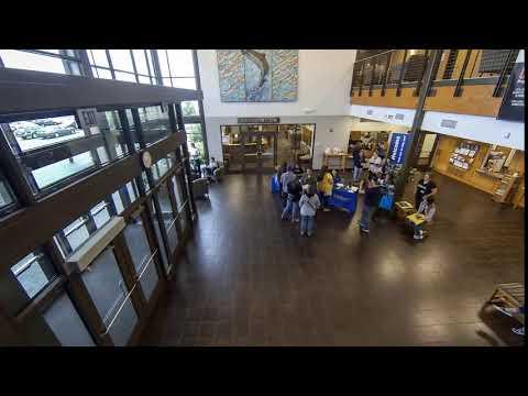 Tillamook Bay Community College  Incoming Student Orientation 2K17 Timelapse