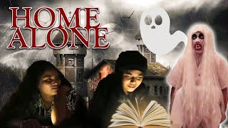 Home Alone Horror Story l Darna Mana Hain l Bhoot l Anu And Ayu Twin Sisters