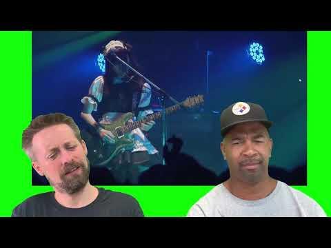 BAND-MAID Reaction MORATORIUM Live