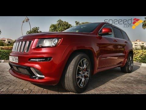 Grand Cherokee Srt8 >> Jeep Grand Cherokee srt8 - srt8 جيب غراند شيروكي - YouTube