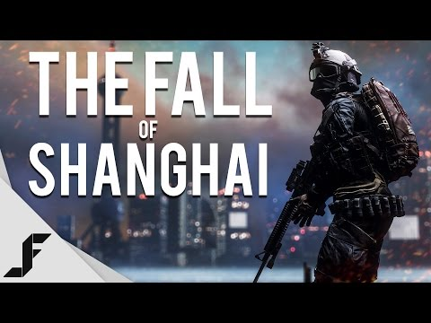 The Fall of Shanghai - Battlefield 4 Multiplayer Gameplay
