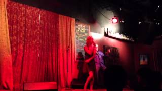 Angie Zee @ Funky Buddha - Moulin Rouge