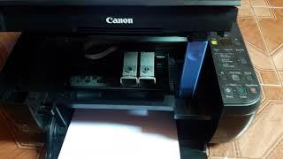 Canon mp280 , solución al error E15,E05 y otros. (cartuchos nuevos)