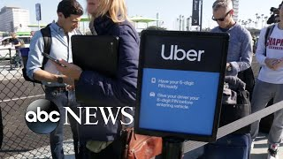 New rideshare, taxi rules lead to travel nightmares at airports