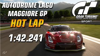 GT Sport Hot Lap // Nations Cup 2019/20 Ex. S2 Rd.1 (Gr.2) // Maggiore GP