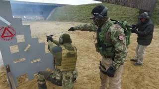 'Kabul' Shooting Range - Glock Malfunction Drill - European Security Academy