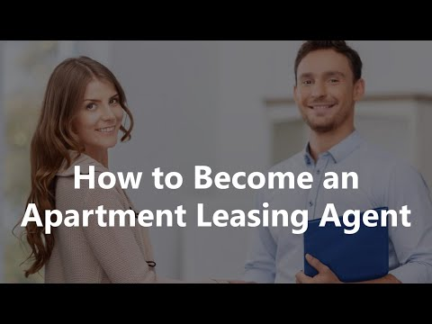 How to Become an Apartment Leasing Agent