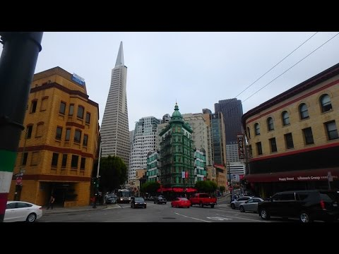 🍟 Порт Котики Еда Пирамида San Francisco Financial District CA FloridaYalta 21