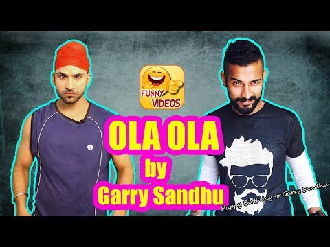 OLA OLA by Garry Sandhu | Punjabi funny vines | Piddi | Aman Aujla