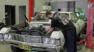 AngeliCar - 1967 Impala LS Swap. Video 1