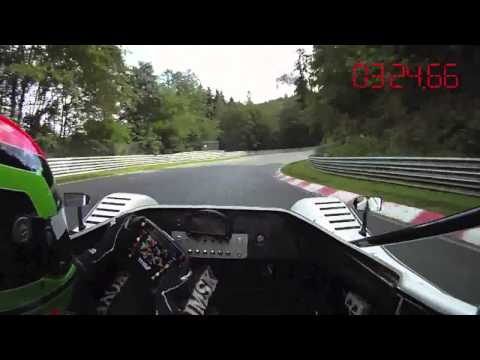 Electric Toyota Race Car: Stuns Nordschleife Lap