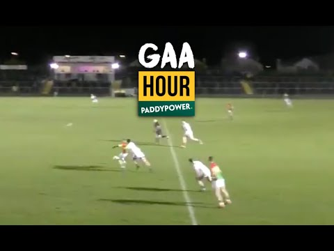 GAA Hour : The Carlow Goal , London Manager Ciaran Deely And Philly McMahon On Anti Dublin Brigade