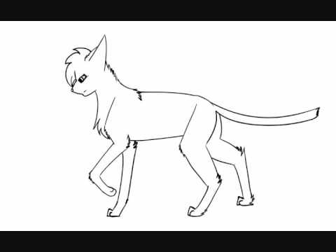 How To Make A Cat Walk Cycle